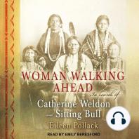 Woman Walking Ahead