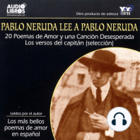 Pablo Neruda Lee A Pablo Neruda