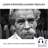 Albert Schweitzer and Modern Theology