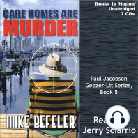 Care Homes Are Murder