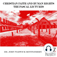 Christian Faith and Human Rights