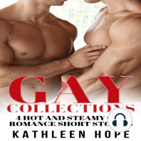 Gay Collections: 4 Hot and Steamy Gay Romance Short Stories