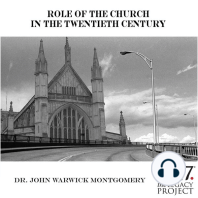 Role of the Church in the 20th Century