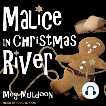 Malice in Christmas River: A Christmas Cozy Mystery