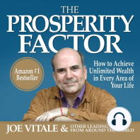 The Prosperity Factor