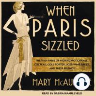 When Paris Sizzled