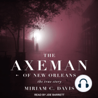 The Axeman of New Orleans