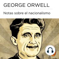 Notas sobre el nacionalismo