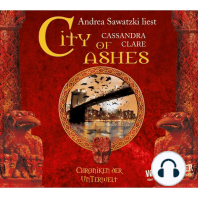 City of Ashes - City of Bones - Chroniken der Unterwelt 2