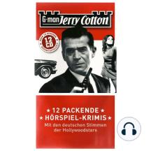 G-man Jerry Cotton - 12 packende Hörspiel-Krimis