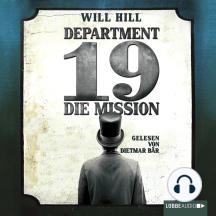 Department 19 - Die Mission (ungekürzt)