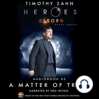 Heroes Reborn - Official TV Tie-In Series, Audiobook 2