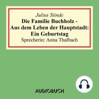 Die Familie Buchholz - Aus dem Leben der Hauptstadt