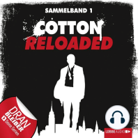 Jerry Cotton - Cotton Reloaded, Sammelband 1