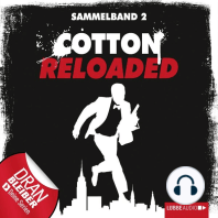 Jerry Cotton - Cotton Reloaded, Sammelband 2