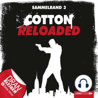 Jerry Cotton - Cotton Reloaded, Sammelband 3