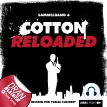 Jerry Cotton - Cotton Reloaded, Sammelband 4: Folgen 10-12
