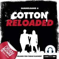Jerry Cotton - Cotton Reloaded, Sammelband 6