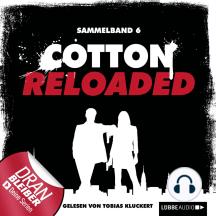 Jerry Cotton - Cotton Reloaded, Sammelband 6: Folgen 16 - 18