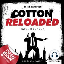 Jerry Cotton, Cotton Reloaded, Folge 30: Tatort: London (Jubiläumsausgabe)