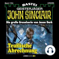 John Sinclair, Band 1704