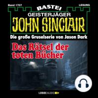 John Sinclair, Band 1707