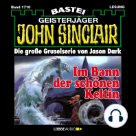 John Sinclair, Band 1710
