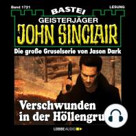 John Sinclair, Band 1721
