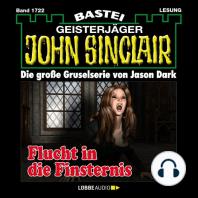 John Sinclair, Band 1722