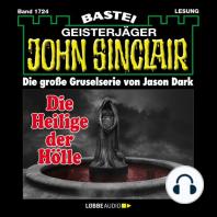 John Sinclair, Band 1724