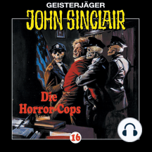 John Sinclair, Folge 16: Die Horror-Cops (1/3)