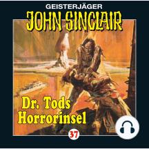 John Sinclair, Folge 37: Dr. Tods Horror-Insel