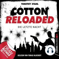 Jerry Cotton, Cotton Reloaded, Die letzte Nacht (Serienspecial)