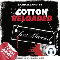 Jerry Cotton, Cotton Reloaded, Sammelband 14