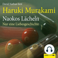 Naokos Lächeln - Nur eine Liebesgeschichte (Ungekürzt)
