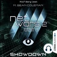 Netwars, Staffel 2: Totzeit, Folge 5: Showdown