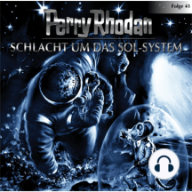 Perry Rhodan, Folge 41: Schlacht um das Sol-System