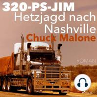 Hetzjagd nach Nashville - 320-PS-JIM 4 (Ungekürzt)