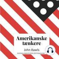 Amerikanske taenkere - John Rawls (uforkortet)