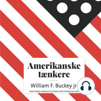Amerikanske taenkere - William F. Buckley jr. (uforkortet)