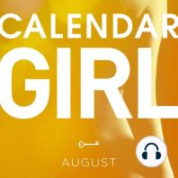 August - Calendar Girl 7 (uforkortet)