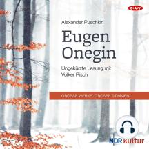 Eugen Onegin (Ungekürzte Lesung)