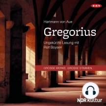 Gregorius (Ungekürzte Lesung)