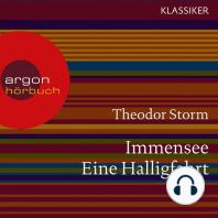 Immensee / Eine Halligfahrt (Ungekürzte Lesung)