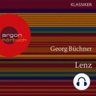 Lenz (Ungekürzte Lesung)