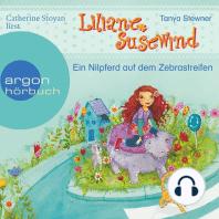 Liliane Susewind, Ein Nilpferd auf dem Zebrastreifen (Ungekürzte Lesung mit Musik)
