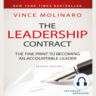 The Leadership Contract: The Fine Print to Becoming an Accountable Leader, Second Edition