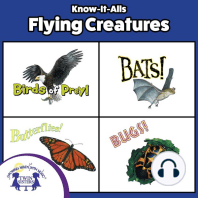 Know-It-Alls! Flying Creatures