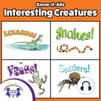 Know-It-Alls! Interesting Creatures
