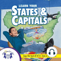 Learn Your States and Capitals
